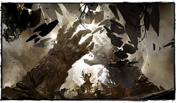 Guild Wars 2 динамические события