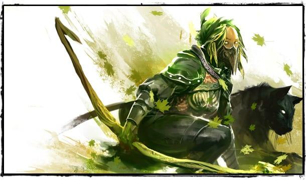 Guild wars 2 рейнджер