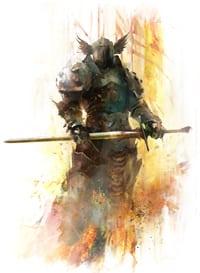 Guild Wars 2- Warrior - Воин
