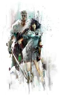 Guild Wars 2 - Человек