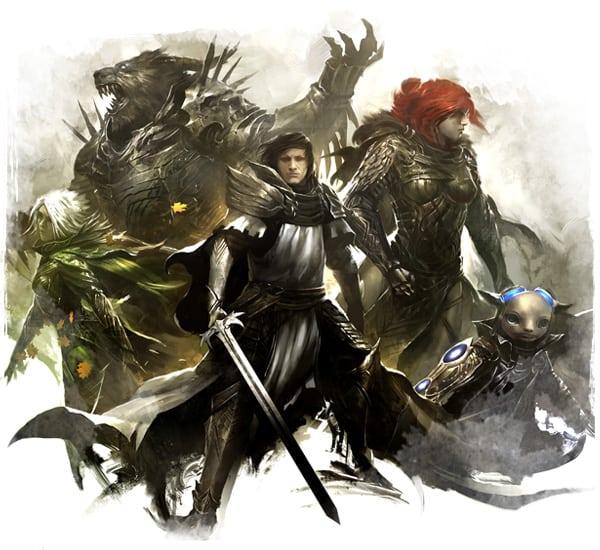 Guild Wars 2 расы