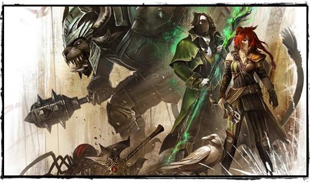 Guild Wars 2 - Зал Монументов