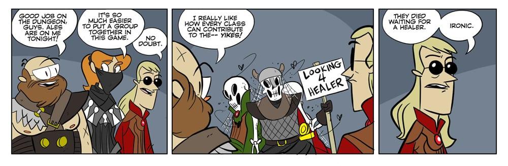 Guild Wars 2 – Лечение и Смерть