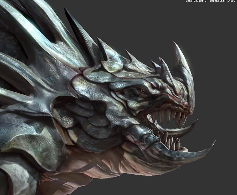 3d модели guild wars 2