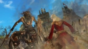Бой в Guild Wars 2