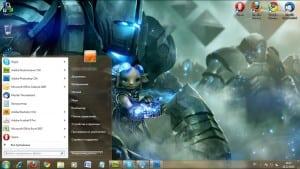 Guild Wars 2 - window 7 theme