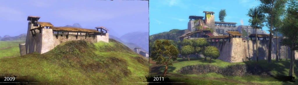 Окружающая среда Guild Wars 2