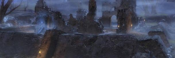 О создании окружающей среды Guild Wars 2