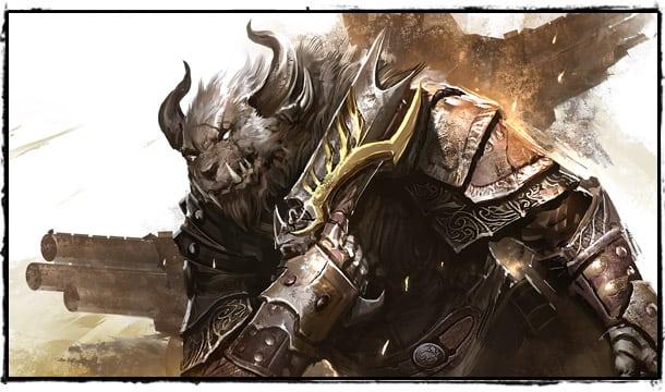 Guild Wars 2 - инженер