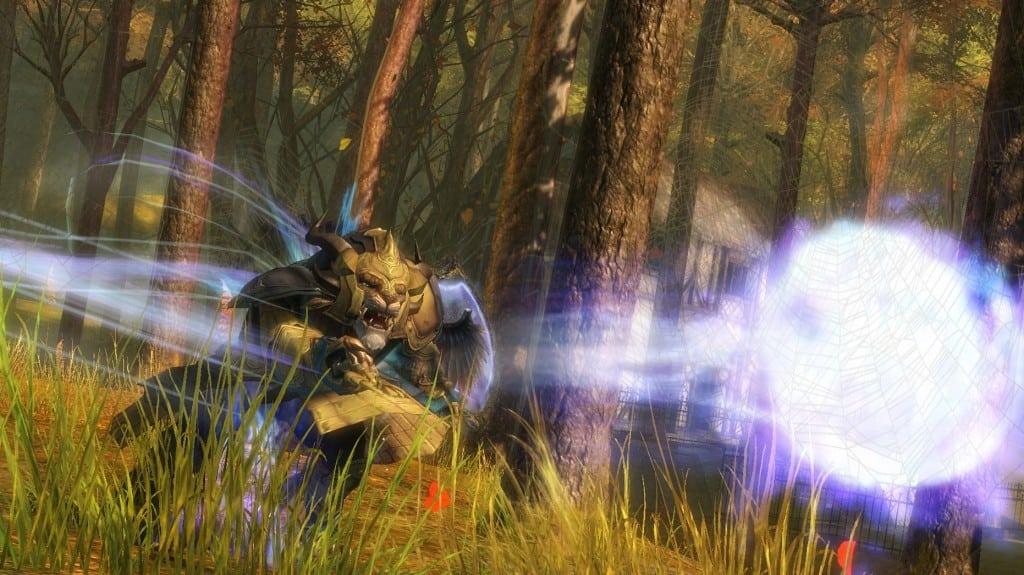 Умения Guild Wars 2