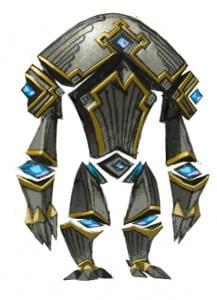 Голем Асура Guild Wars 2