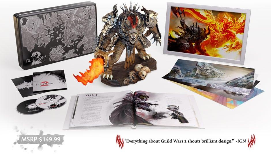 Anonsuotas Guild Wars 2 išankstinis užsakymas!