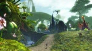 Exploring-Sylvari-Starter-Area