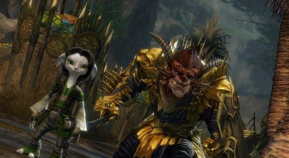 Guild Wars 2 - living story