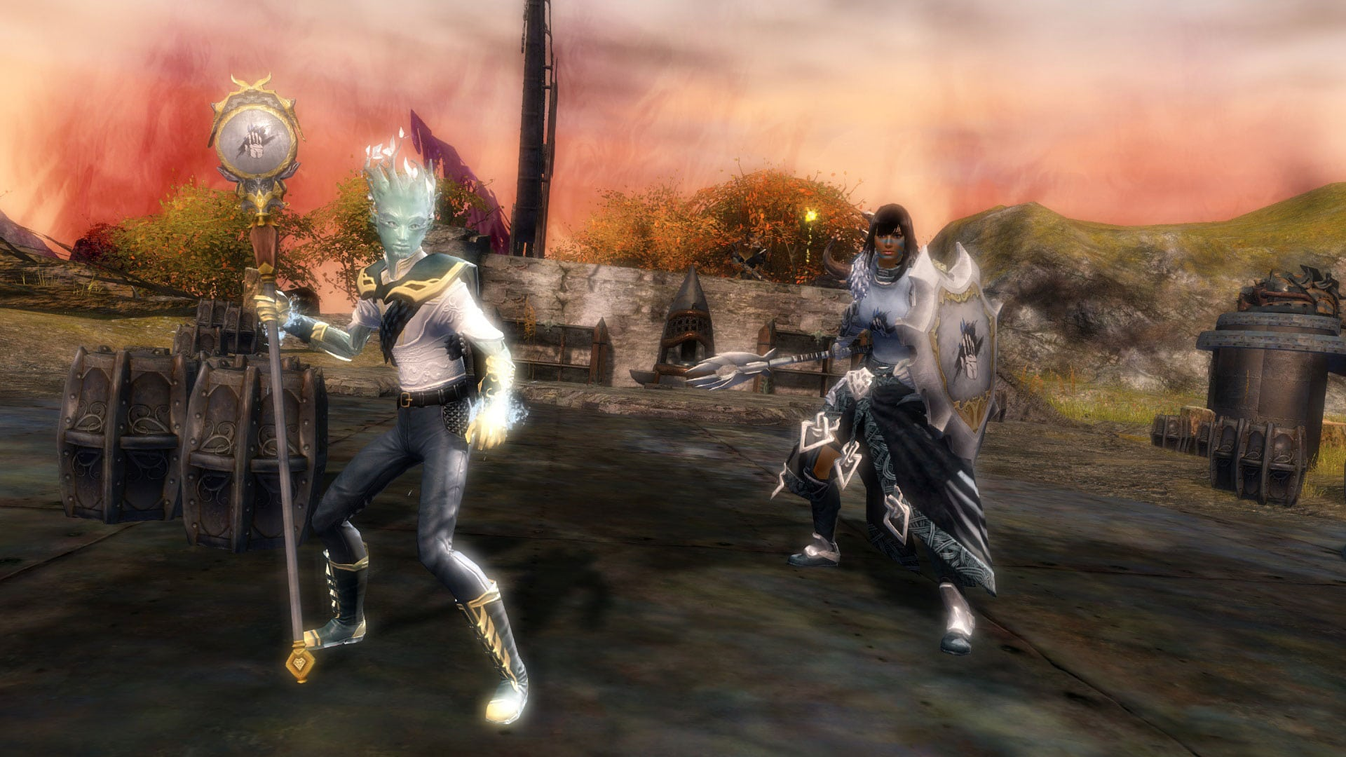 an analysis of the game guild wars 2
