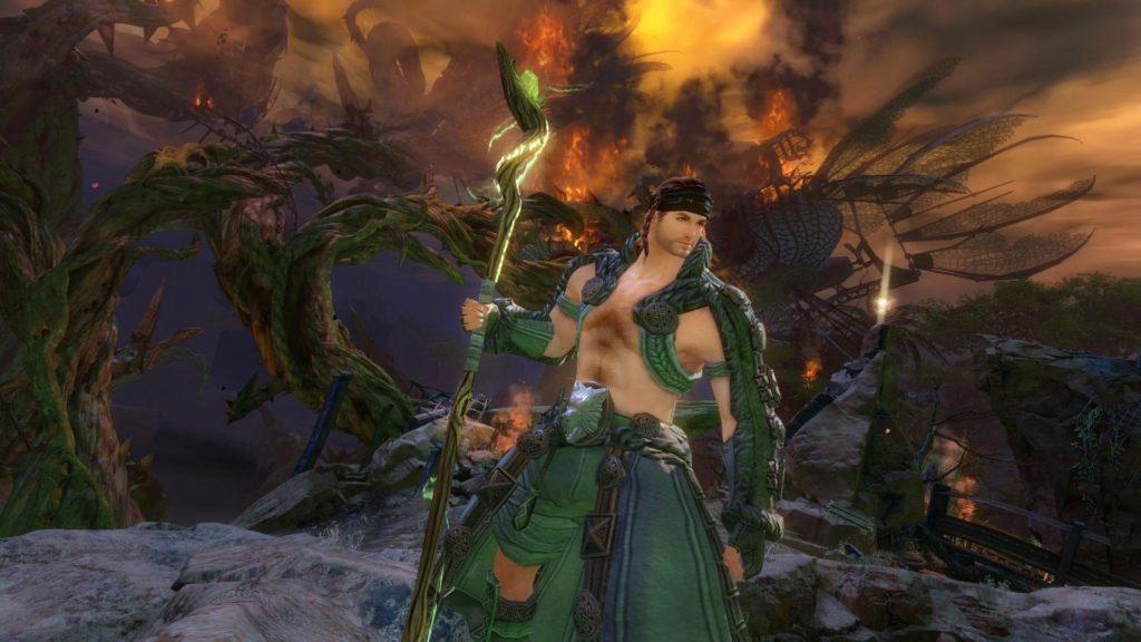 ranger-druid