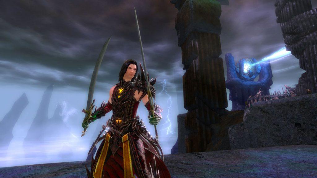 Dual-Swords
