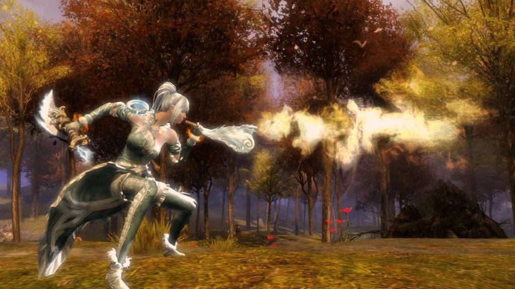 Warhorn Skill (Fire)
